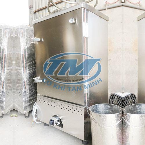 Tủ cơm 6 khay dùng gas và điện (VN) (TMTP-Q27)