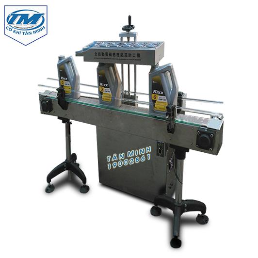 Máy dán màng seal băng tải tự động GLF-2800 (TMĐG-E02)