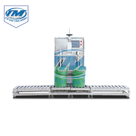 Máy chiết rót dung dịch sệt 20-50 lít (TMDC-D48)
