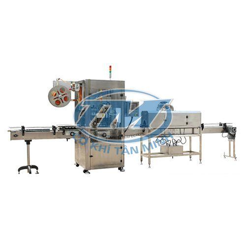 Dây chuyền cung cấp màng, co màng hơi nước tự động (TMĐG-B28)