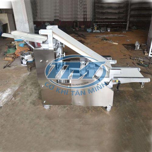 Máy cán bột tạo hình vỏ bánh (TMTP-LB34)