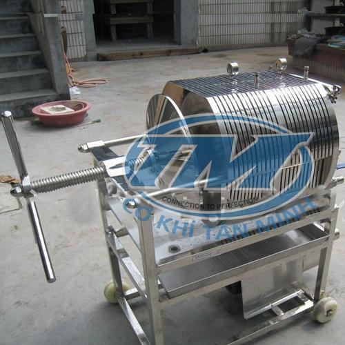 Máy lọc rượu khung bản ĐK 30cm (TMDC-C14)