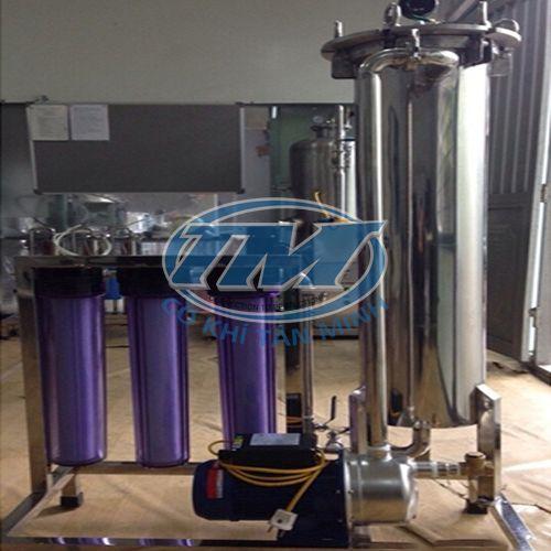 Máy lọc rượu vang, lọc cặn và lọc trong (TMDC-C15)