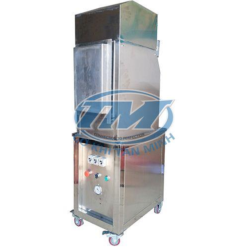 Máy viền mí lon chân không (TMDC-DD06)