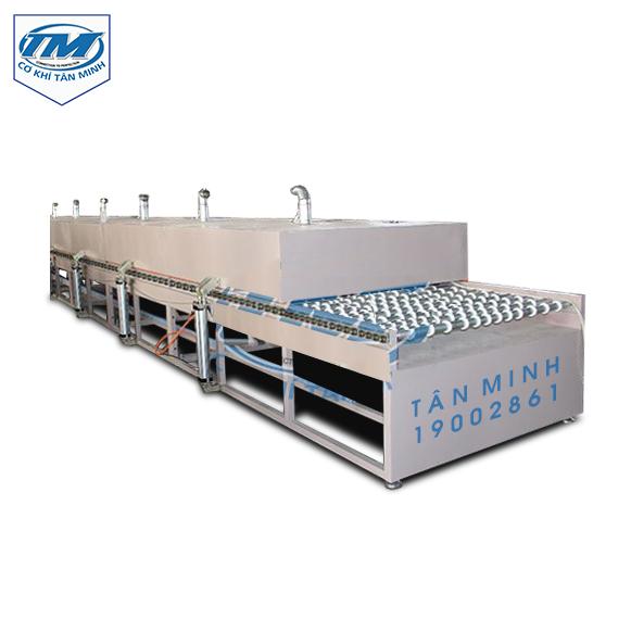 Máy sấy mực khô in trên kính (TMCN-B46)