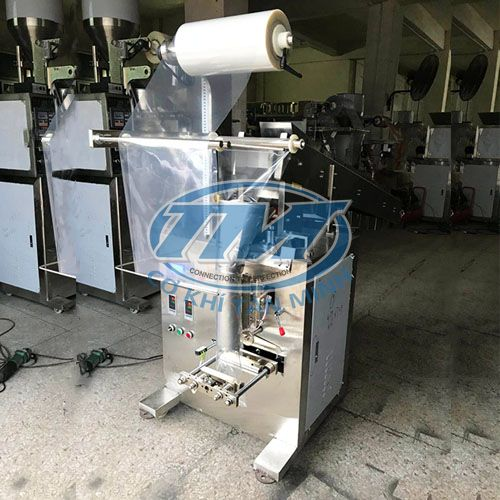 Máy đóng gói sử dụng hệ thống gầu tải cấp liệu (TMĐG-I67)