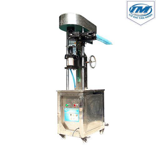 Máy viền mí lon bán tự động GT4-A2 (TMDC-DD07)