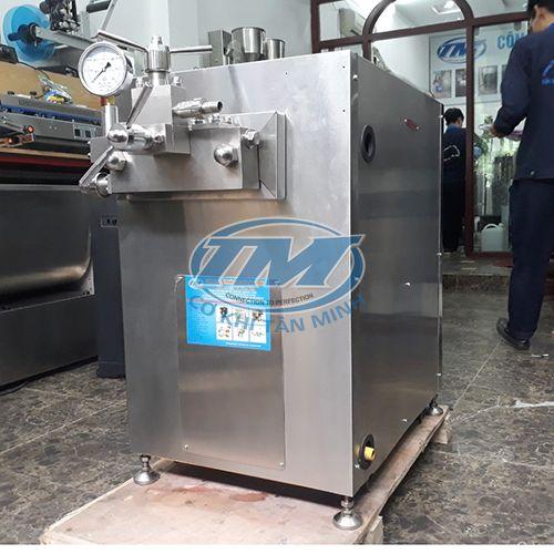 Máy đồng hóa dung dịch 500L-1000L/H (TMDC-DG05)
