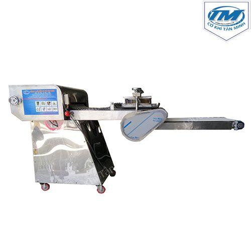 Máy se bột bánh mỳ 2 băng inox (TMTP-LD11)