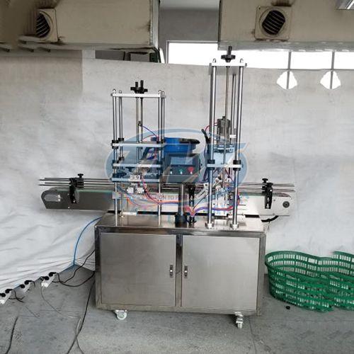 Máy siết nắp chai tự động (TMDC-DA15)