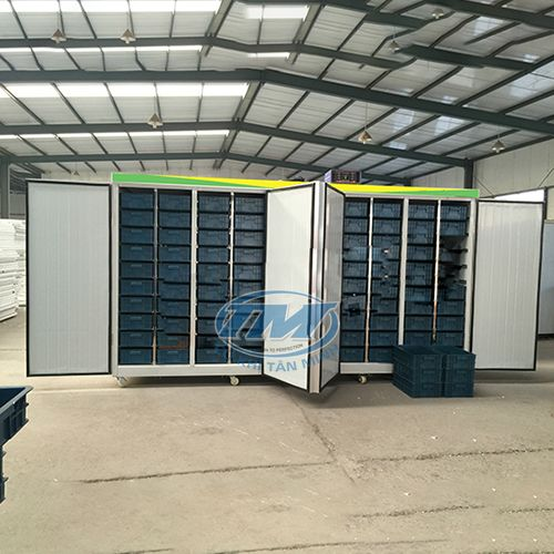 Máy làm giá đỗ 500 kg/ngày (inox) (TMTP-OG05)