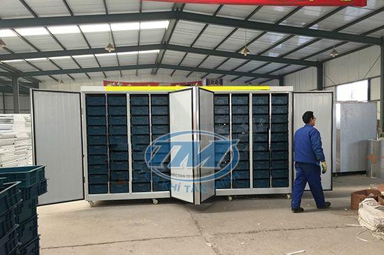 Máy làm giá đỗ 500 kgngày (Inox)