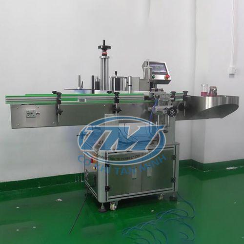 Máy dán nhãn decan tự động (TMĐG-H32)