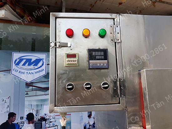 TỦ SẤY 12 KHAY DẠNG XOAY 60CM VN (INOX 304) (TMCN-B49)