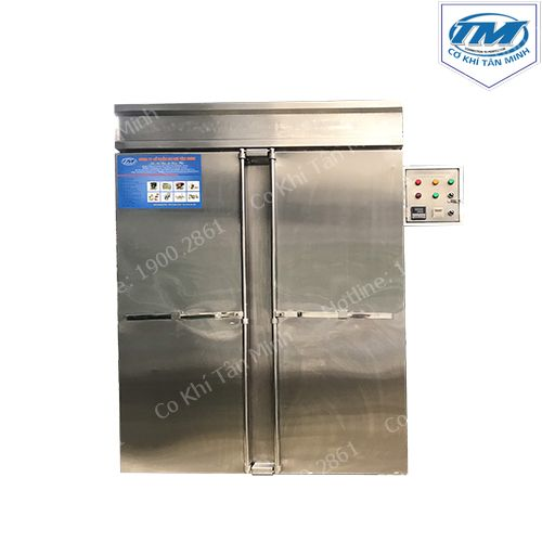 Tủ sấy 40 khay VN (inox 304) (TMCN-B38)