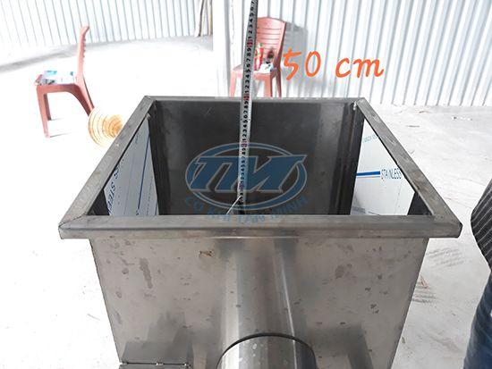 Máy trộn bột 25kgmẻ Inox 304 (VN) TMTP-LA79