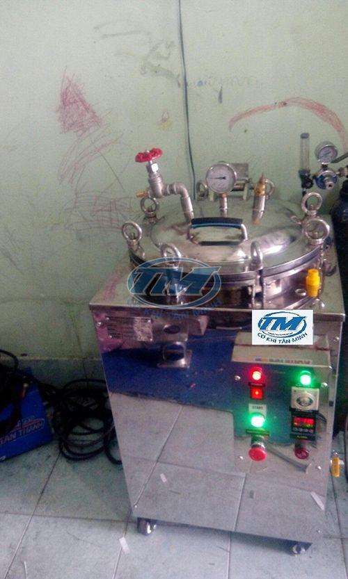 Nồi hấp tiệt trùng TMSX 100L TMCN-AF06