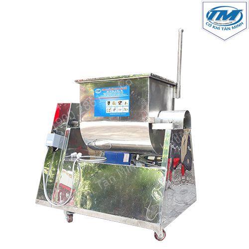 Máy trộn bột 100kg/mẻ TMSX304 ốp khung (TMTP-LA48)