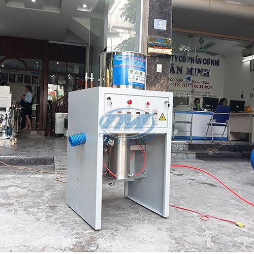 Máy bóc vỏ hành tỏi khô 100kg/h (TMTP-OA29)