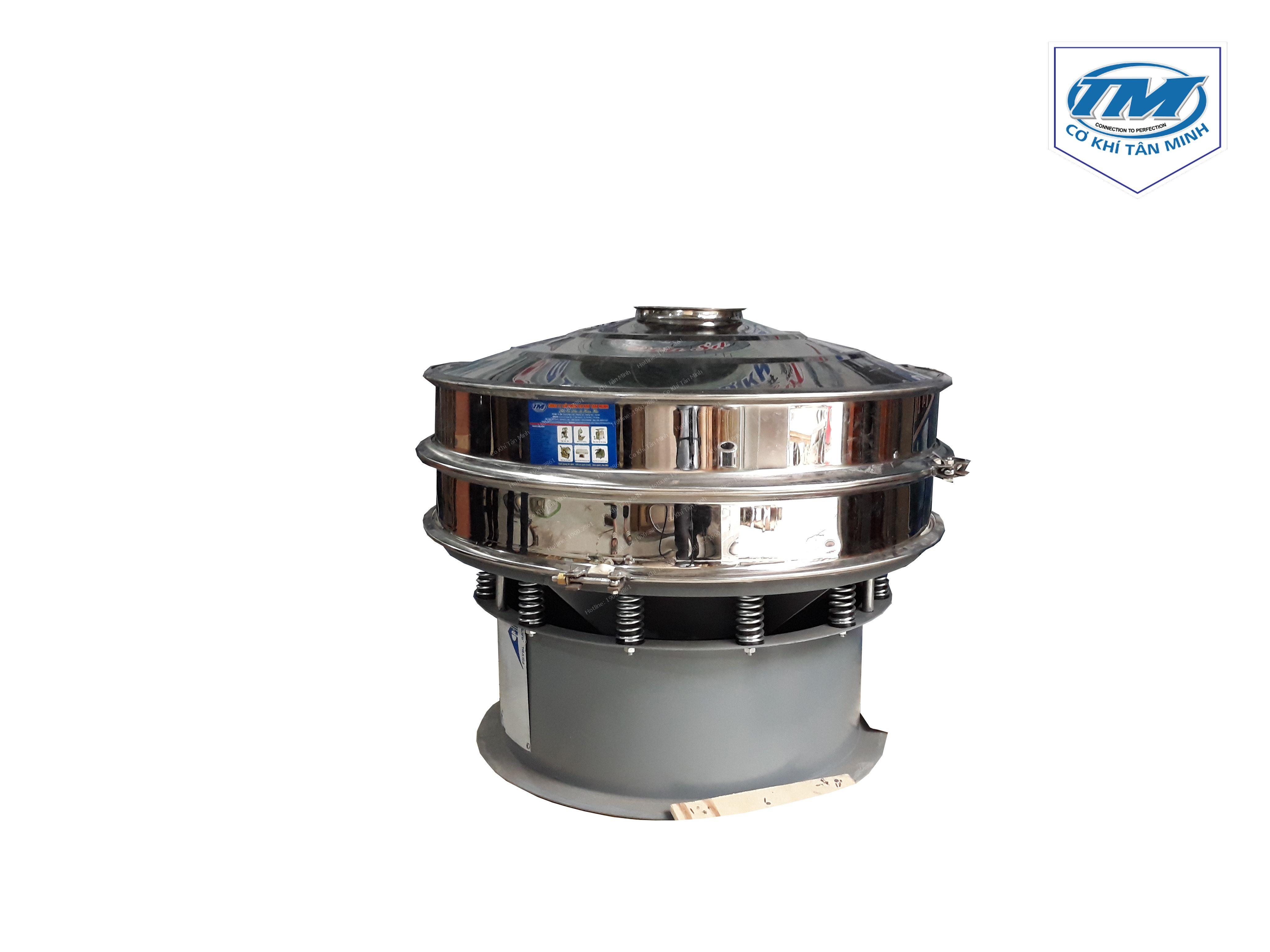 Máy sàng rung 2 tầng 1000mm Inox (TMND-H13)