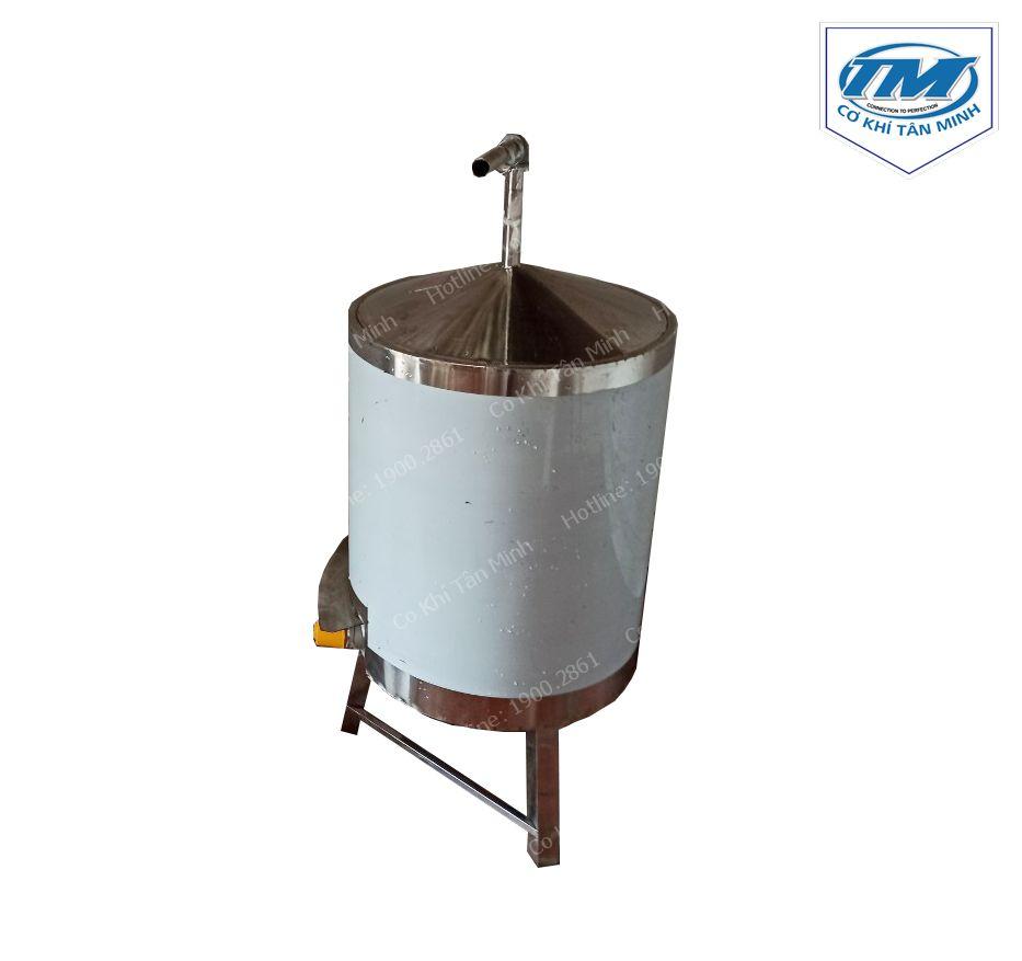 Nồi sục hơi nấu đậu 80L (TMCN-AB05)