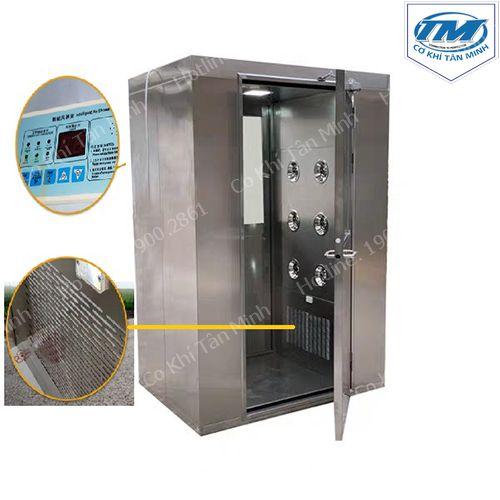 Buồng tắm khí 6 vòi x 2 TMTK-A01