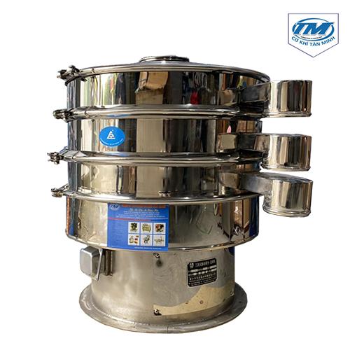 Máy sàng rung 2 tầng sàng 3 cửa xuất liêu đường kính 1800mm (TMND-H17)