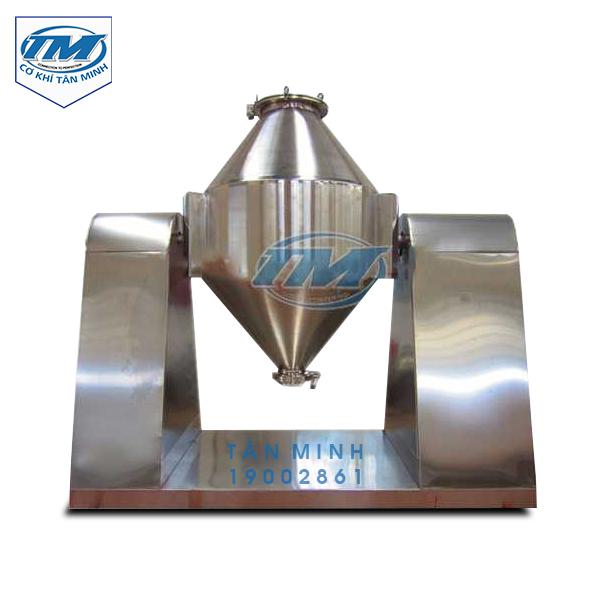 Máy trộn bột hình nón đôi 100 kg/mẻ (Inox) (TMTP-LA56)