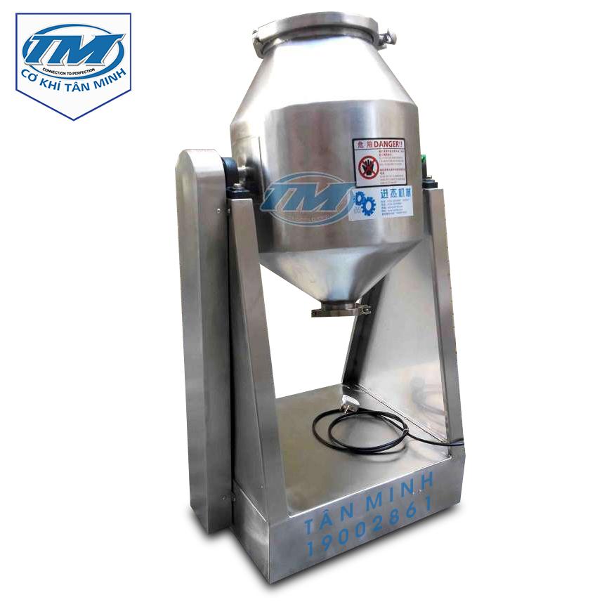Máy trộn bột & phụ gia, bột hóa chất (10kg) (TMTP-LA38)