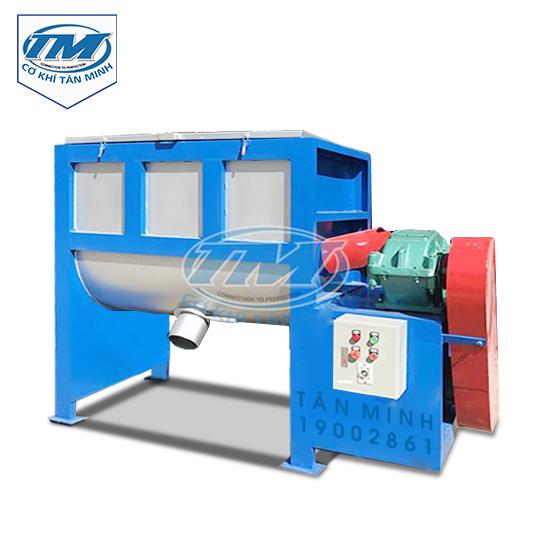 Máy trộn bột 1000L có chức năng sấy (TMTP-LA80)