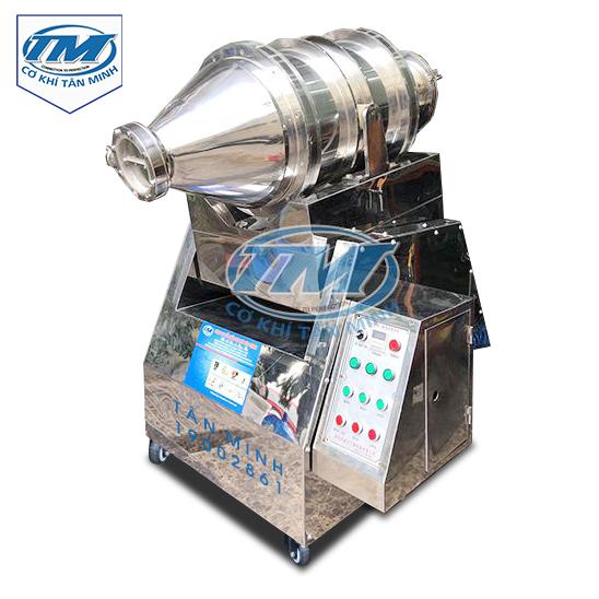 Máy trộn bột, hóa chất 2 chiều – 40 Kg/mẻ (TMTP-LA82)