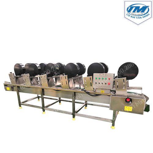 Máy thổi khô thực phẩm (TMTP-OB10)