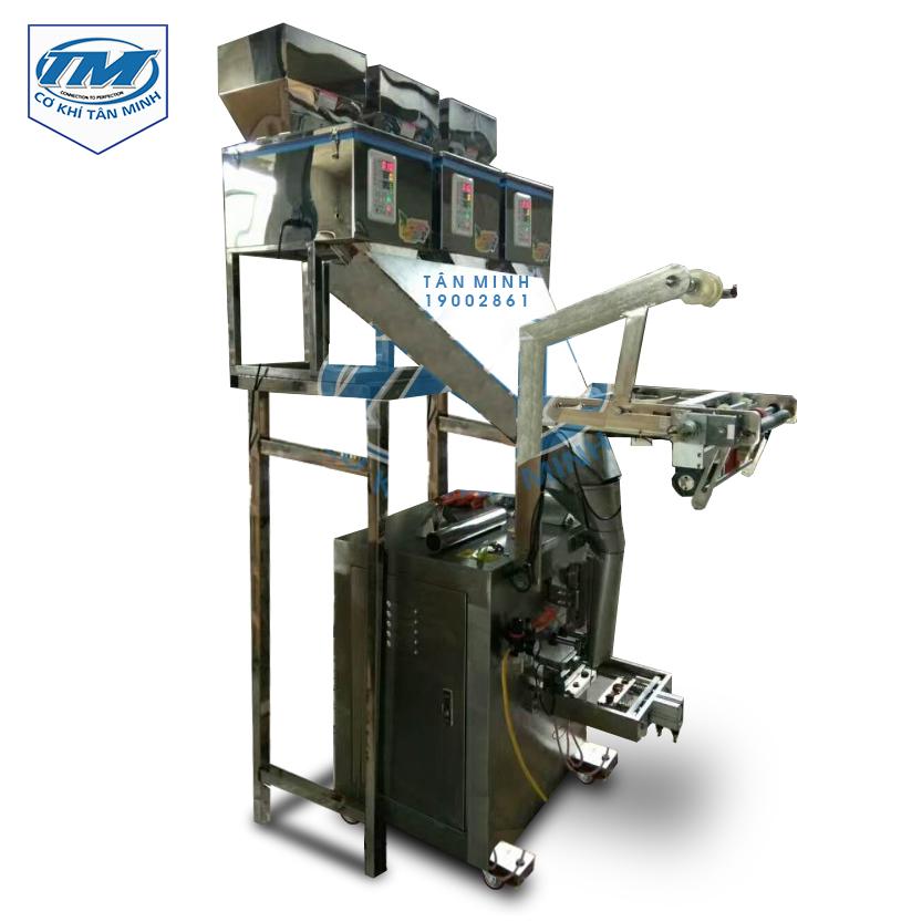 Máy đóng gói cân điện tử có indate (10-500 gram) (TMĐG-I57)