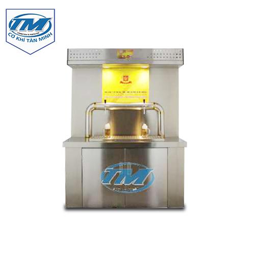 Máy chiết rót bia và bảo quản NKBR-08 (TMDC-D10)