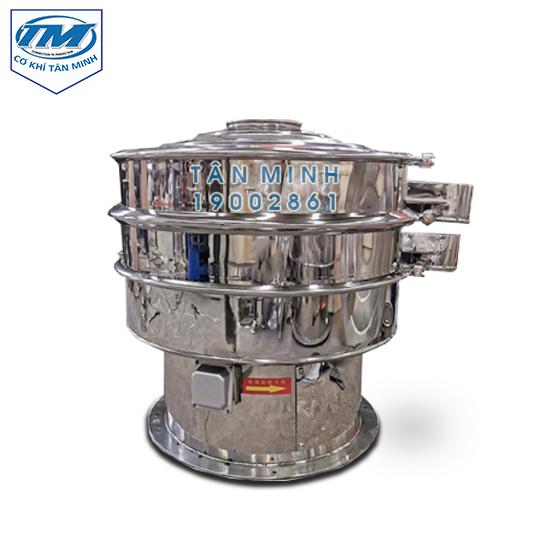 Máy sàng rung 1 tầng sàng 2 cửa xuất liệu (TMND-H01)