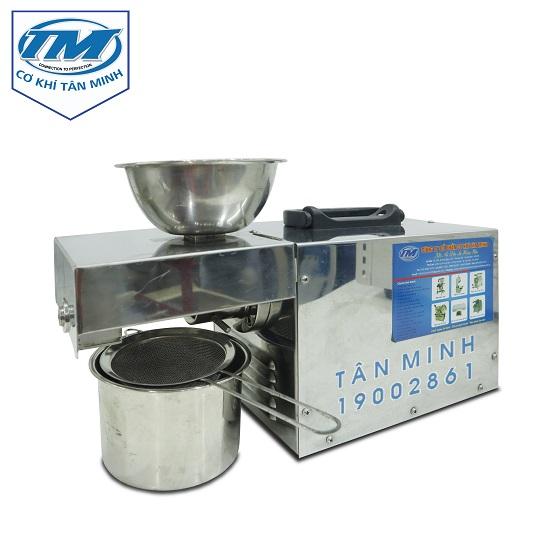 Máy ép dầu gia đình 3kg/h TMTP-R23